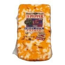 Bold 3 Pepper Colby Jack - 8 Ounces