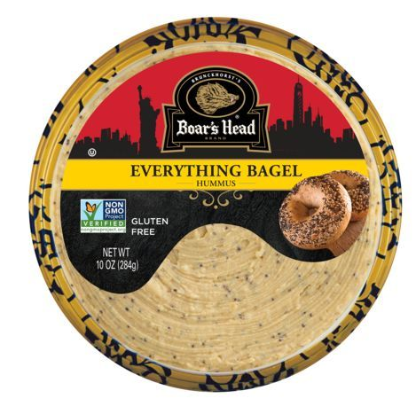 Everything Bagel Hummus - 10 Ounces