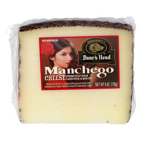 Manchego Cheese - 6 Ounces