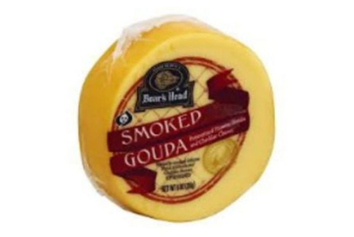 Smoked Gouda Cheese - 8 Ounces