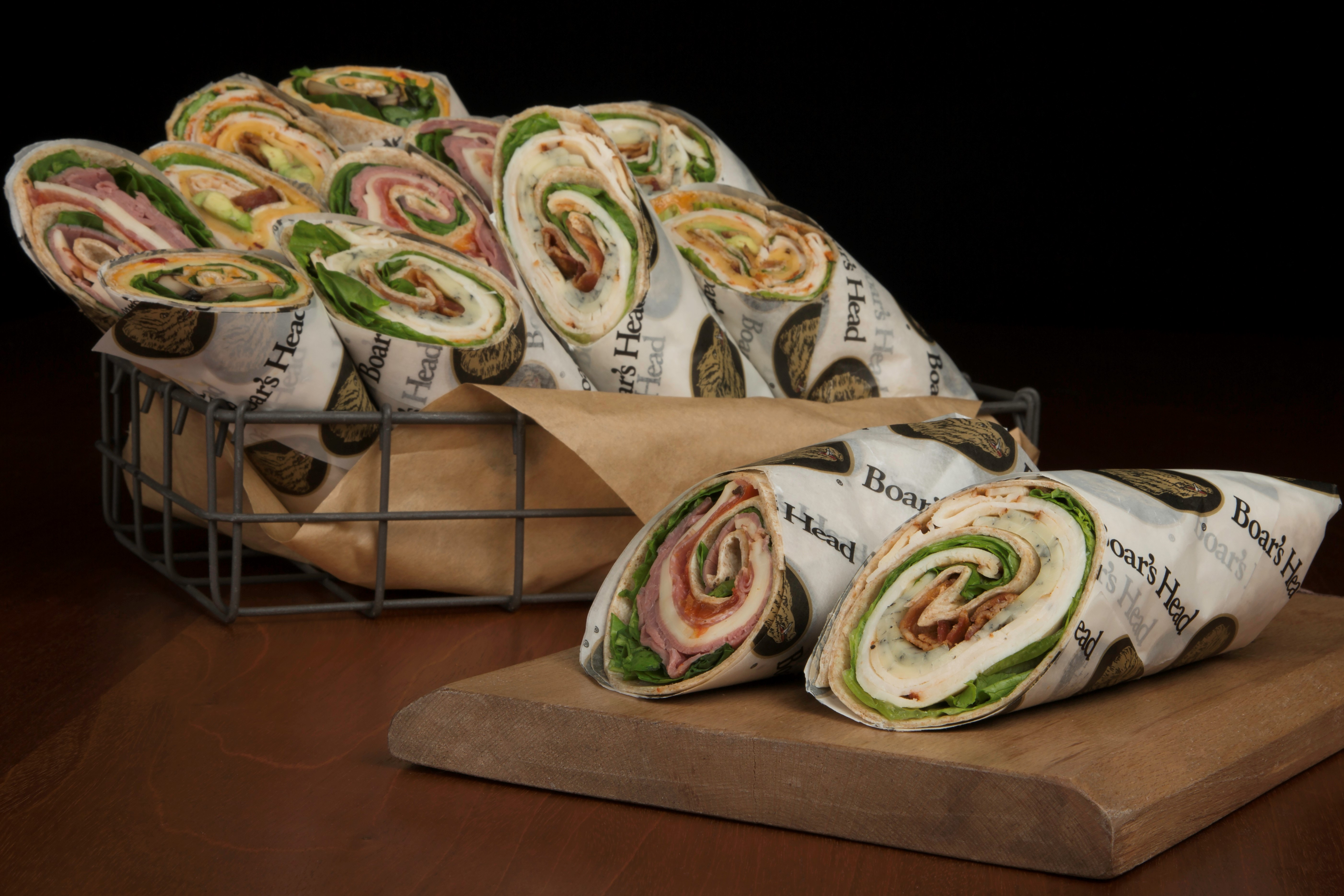 Sandwiches & Wraps category
